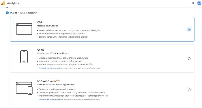 Google Analytics on Shopify