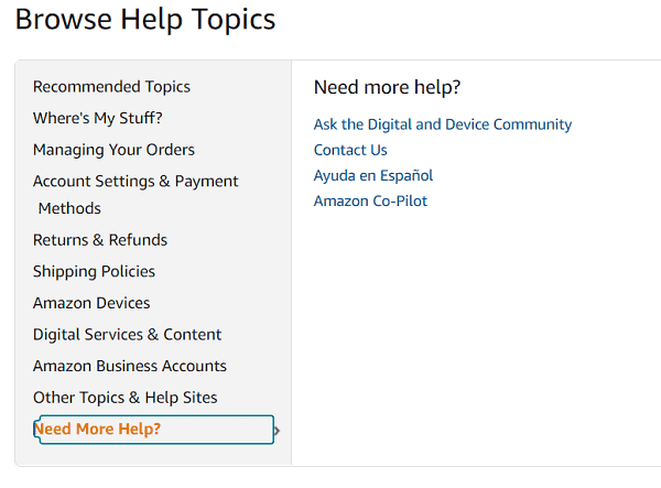 How to Contact Seller on Amazon 8