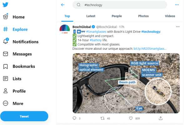 How to Follow a Hashtag on Twitter (4 ways) 5
