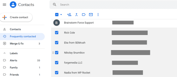 How to Create a Group and Send Mass Emails in Gmail 2